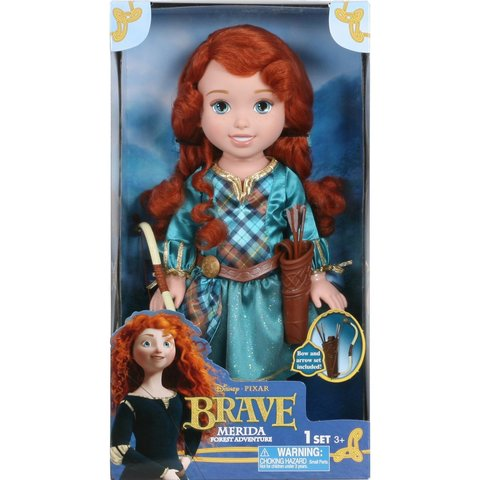 Brave Forest Adventure Merida Doll