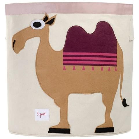 Корзина для игрушек 3 Sprouts Песочный верблюд 67371