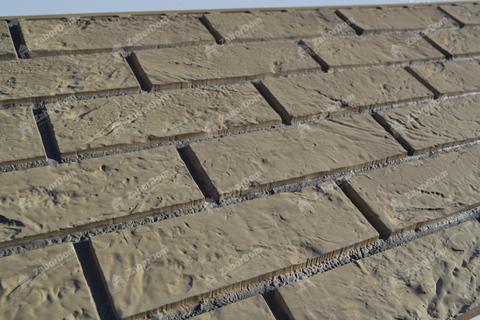 Фасадные панели Vox Solid Brick Exeter кирпич песочный 1000х420 мм