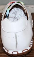 Туфли кроссовки женские Evromoda 19604 White