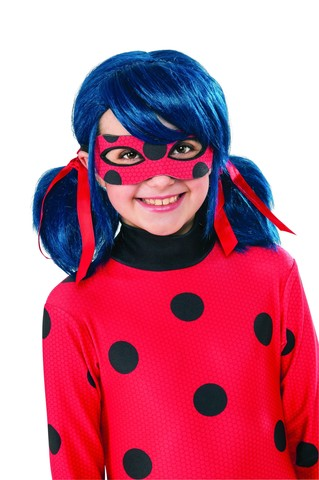 Леди Баг косплей парик — Miraculous Ladybug cosplay wigs
