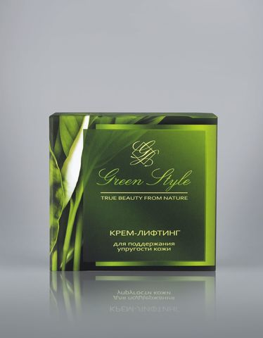 Liv delano Green Style Крем-лифтинг для поддержания упругости кожи (дневной) 45г