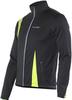 Утеплённая лыжная куртка Nordski Active Black-Lime 2016