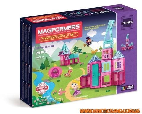 Magformers Замок принцессы, 78 элементов