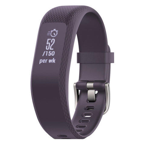 Часы с GPS навигатором Garmin Vivosmart 3