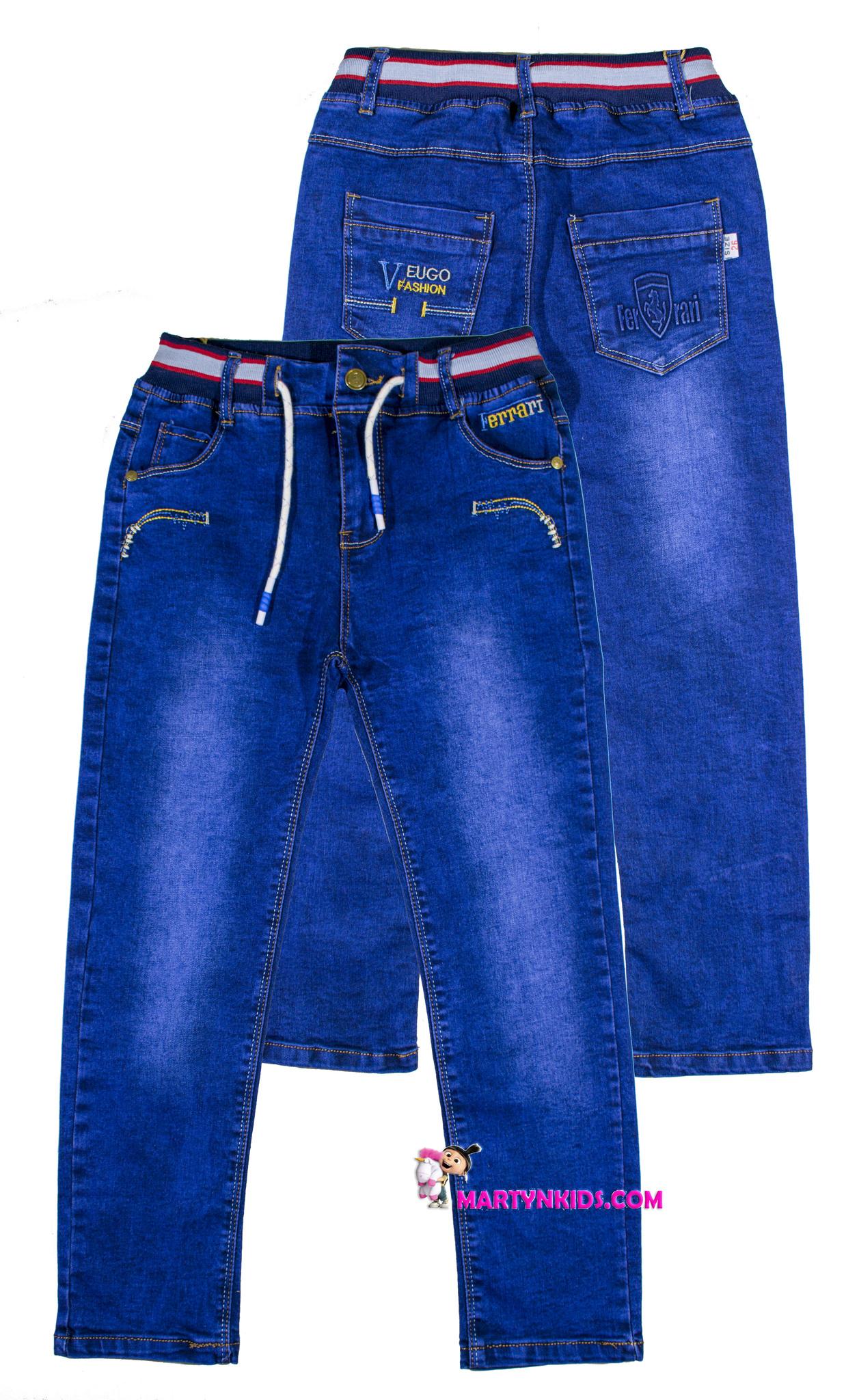 507 джинсы феррари 2