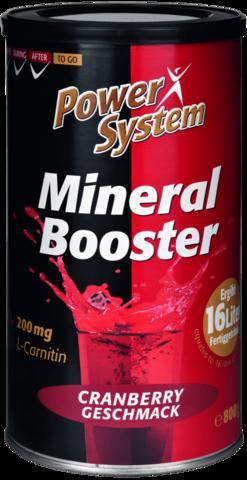 Минерал Бустер, 800 гр, (клюква) Пауэр систем