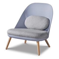 Кресло RX-12W голубое A652-14