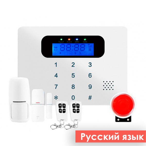 Сигнализации Сигнализация GSM Standart PRO главн.jpg