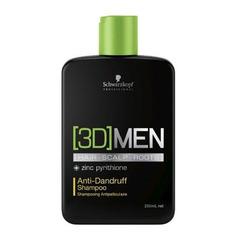 Шампунь против перхоти Schwarzkopf [3D]Men Anti-Dandruff Shampoo