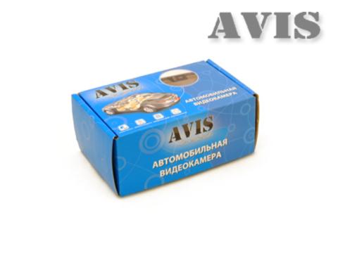 Универсальная камера заднего вида AVIS Electronics AVS301CPR (680 CMOS LITE)