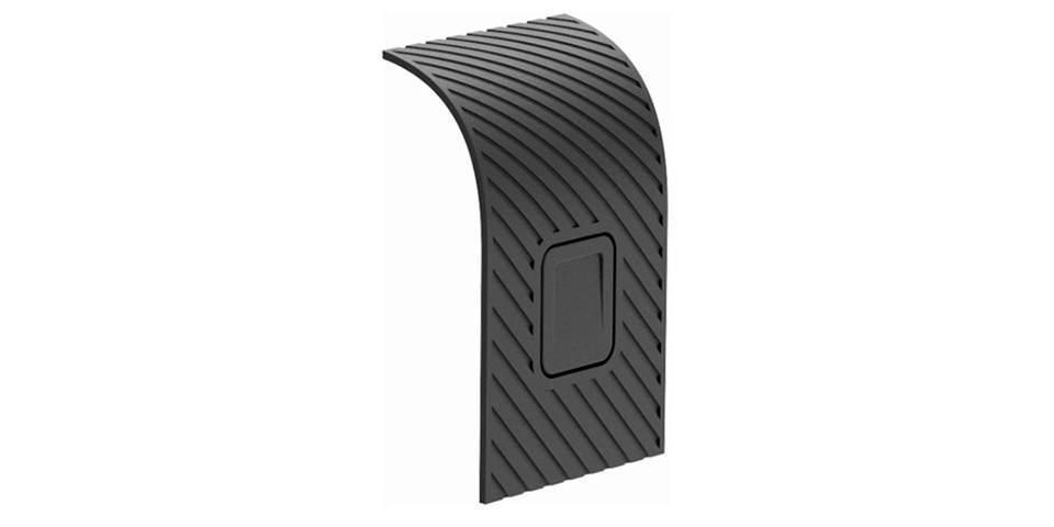 Запасная крышка для GoPro FUSION Replacement Door (ASIOD-001) без камеры