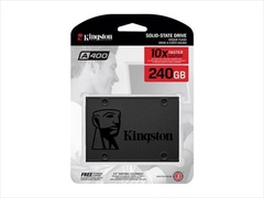 Твердотельный диск 480GB Kingston SSDNow A400, 2.5
