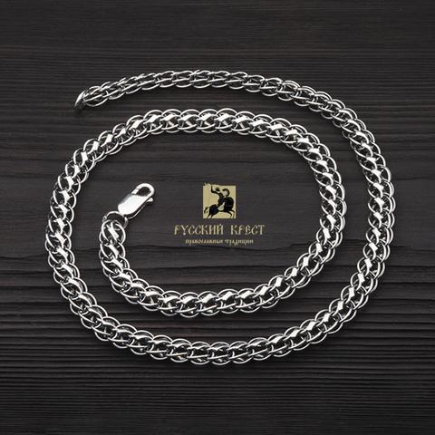 купить цепь на шею серебро