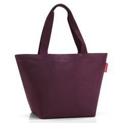 Однотонные пляжные сумки (navy blue)
