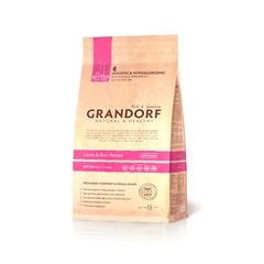 Grandorf Kitten Lamb&Rice для котят ягненок с рисом