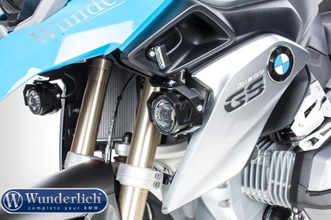 Комплект дополнительного света ATON BMW R1200GS черный