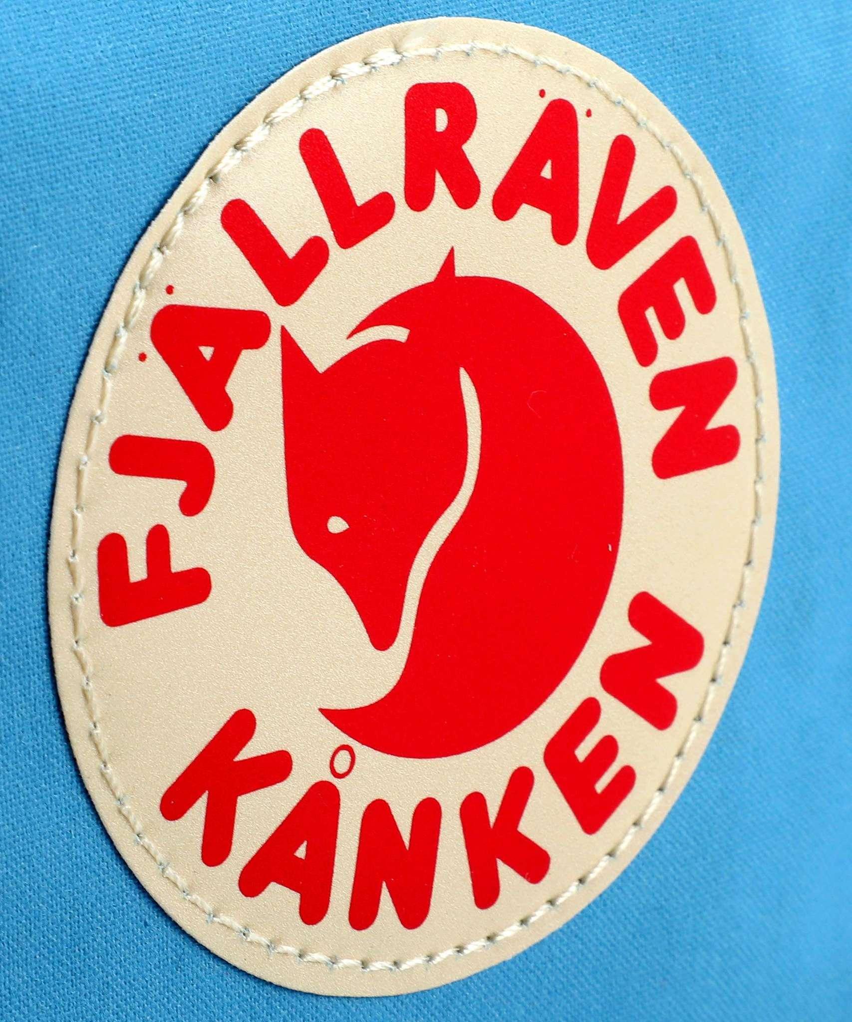 Рюкзак Fjallraven Kanken 508 голубой