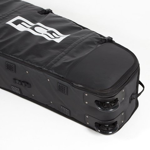 Чехол для трёх сёрфбордов на колёсах FCS Travel 3 Wellie Funboard Cover 7'0