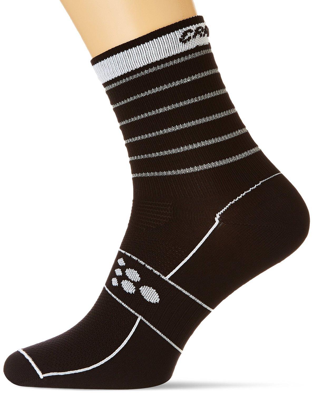 Носки для бега крафт Active Glow (1904086-9926) черные фото