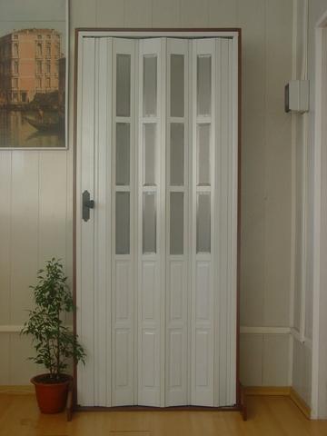 Распродажа двери гармошка ясень