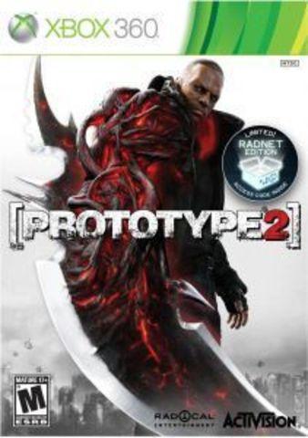 Microsoft Xbox 360 Prototype 2 (английская версия)