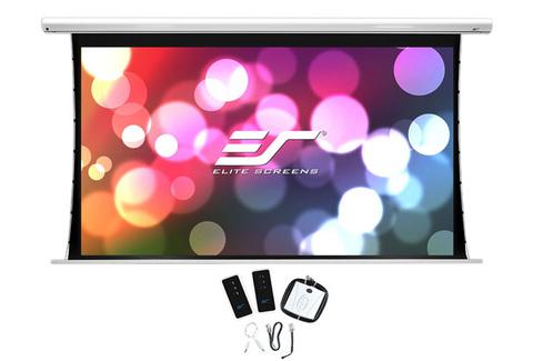 Elite Screens SKT110UHW-E24, экран электрический