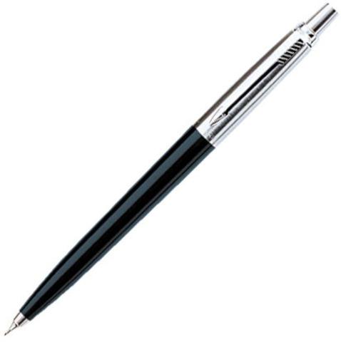 Механический карандаш Parker Jotter,  цвет - черный/металлик