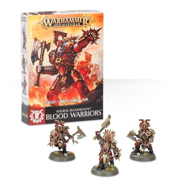 Easy to Build: Blood Warriors