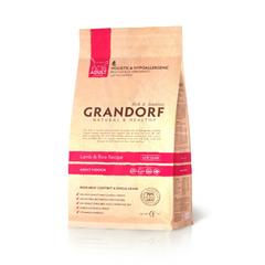Grandorf Adult Indoor Lamb&Rice для взрослых домашних кошек ягненок с рисом