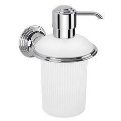 Дозатор для жидкого мыла Colombo Hermitage B9335 хром