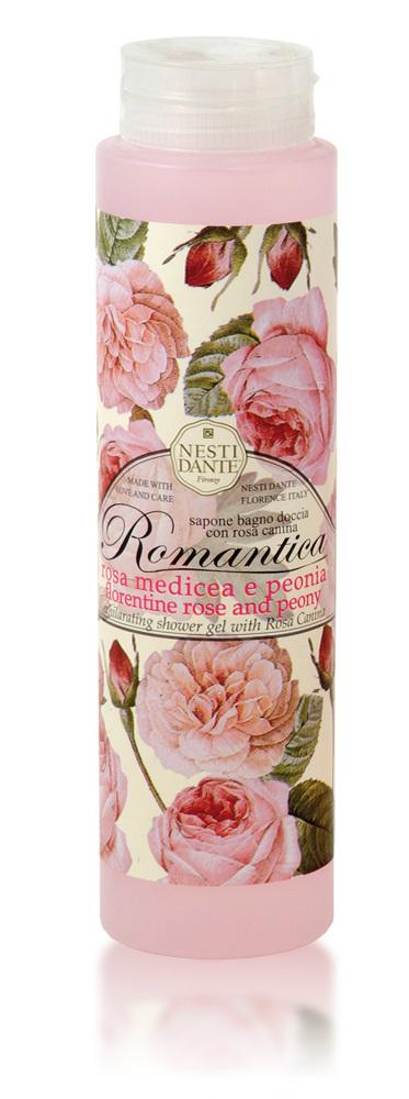 Florentine Rose & Peony / Флорентийская роза и пион гель для душа 300 мл