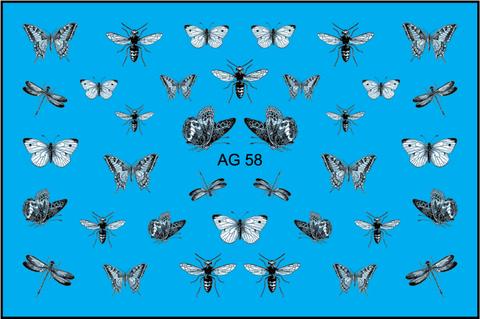 AG Аэрография слайдер дизайн 58
