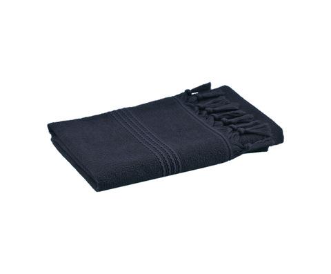 Полотенце 100х150 Hamam Meyzer Tassels синее