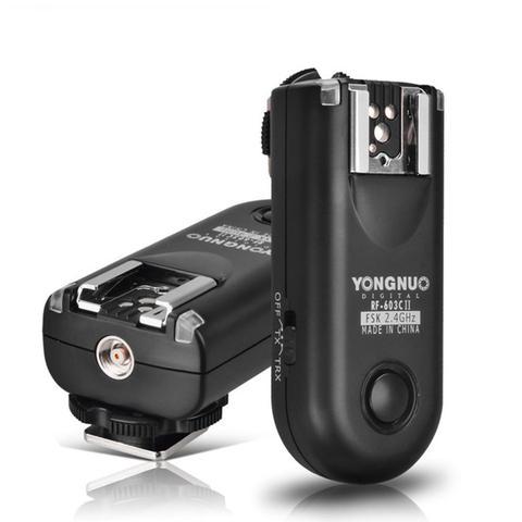 Радиосинхронизатор Yongnuo RF-603 II C3 для Canon