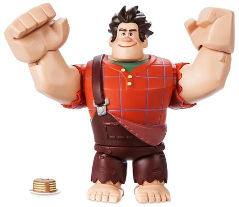 Активная фигурка Ральф (Ralph) - Ральф против Интернета, Disney