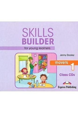 Skills Builder for young learners, MOVERS 1 Class CDs (set of 2). Аудио CD