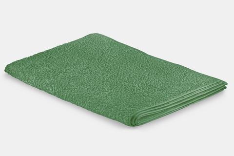 Простынь махровая (Темно-Зеленый)