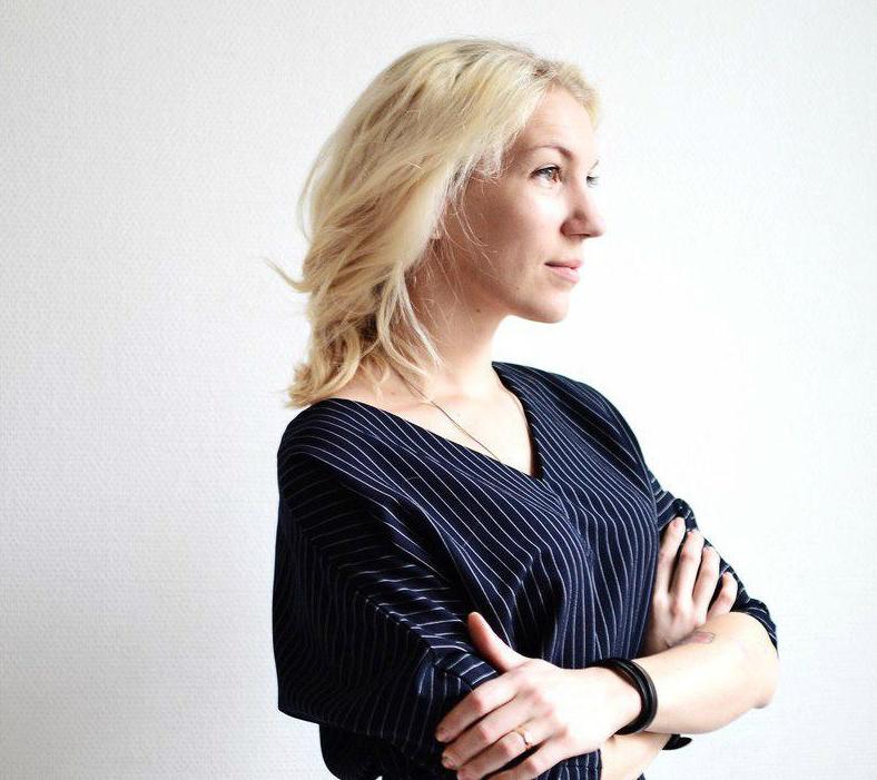 Анастасия Климашова