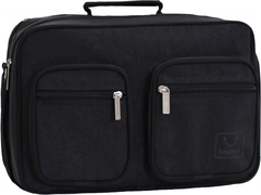 Мужская сумка Bagland Mr.Black 11 л. Чёрный (0026470)