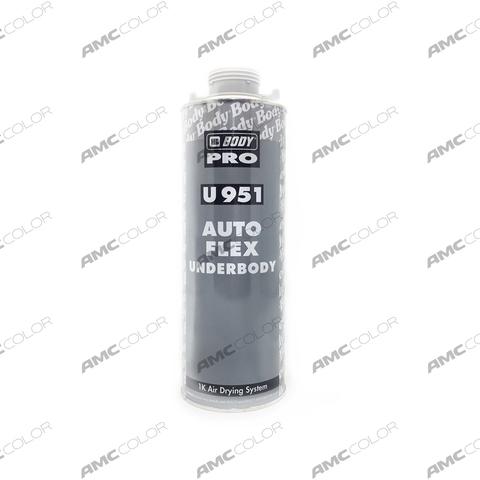 Антикоррозийный состав Body 951 Autoflex (серый) (1л)