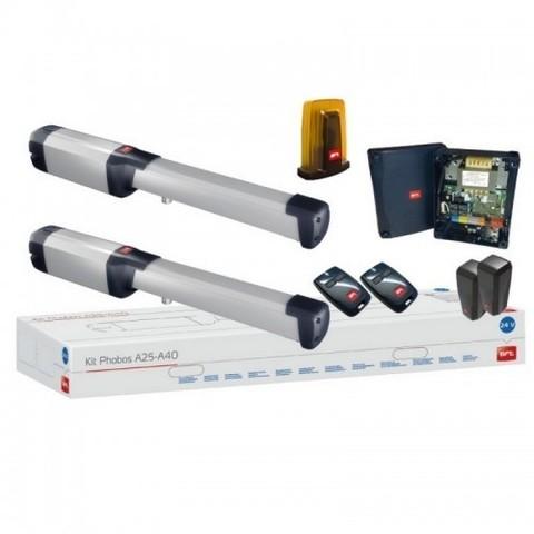 Комплект приводов PHOBOS BT KIT A40 FRA для автоматизации ворот (до 1000 кг и 8 м)