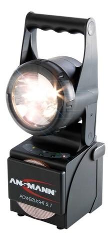 Прожектор аккумуляторный, переносной WL-Powerlight 5.1 Ansmann