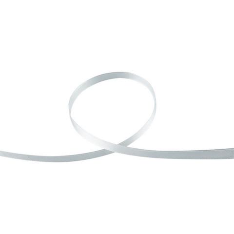 Лента обвязочная для прошивки документов белая, 100 м 3шт/уп