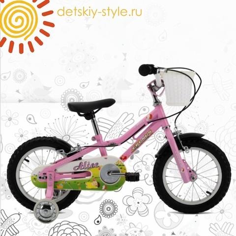 """Велосипед Для Девочек Cronus """"Alice 14"""" (Кронус)"""