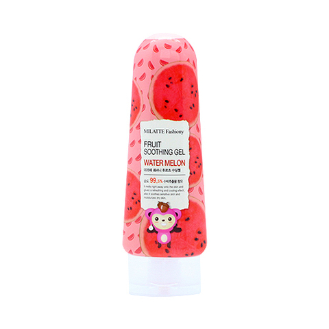 MILATTE FASHIONY FRUIT SOOTHING GEL - WATER MELON