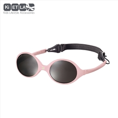 Очки солнцезащитные детские Ki ET LA Diabola 0-18 мес. Light Pink (светло-розовый)