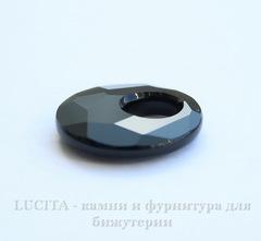 6041 Подвеска Сваровски Victory Jet (18 мм)