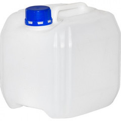 Канистра пластиковая 3 литра, с крышкой