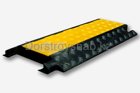 Кабель - канал, ККР 3-20 (защита кабеля, кабельный мост)900*500*75мм